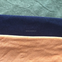 knitted fabric Single Jersey linen cotton fabric, cotton linen fabric