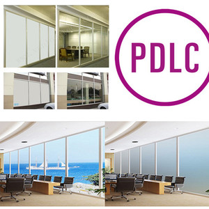 Protect privacy magic switchable electric laminated glass China PDLC smart glass manufacturer