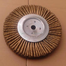 8 inch Four section cooper wire circular Twisted wire Brush