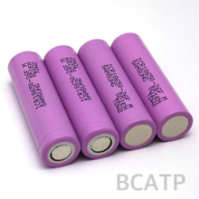 Rechargeable 3.7V samsung sdi 18650 battery 2600mah samsung 26F A Original samsung lithium ion battery cell