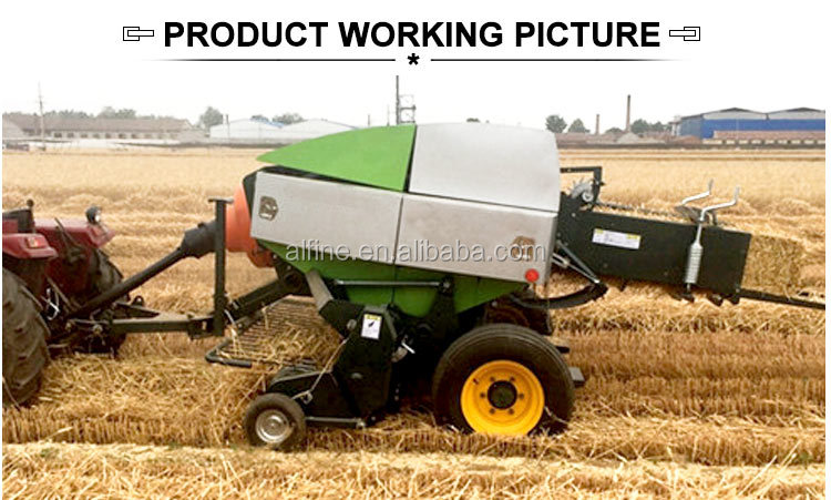 High efficiency good quality mini square baler for sale