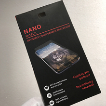 HOT SALE ! 3ML Nano 9H Liquid Screen Protector For Phone / Tablet All Kind Of Monitor