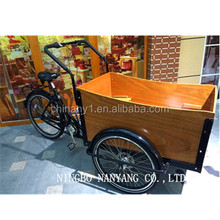 Manpower oe Electric Pedal 6 Speeds Gear Cargo Bike/tricycle