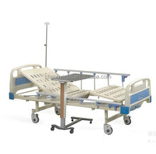 Healthcare nursing bed Hospital/Home used Folding medical bed for patient China Manufacturer HS202