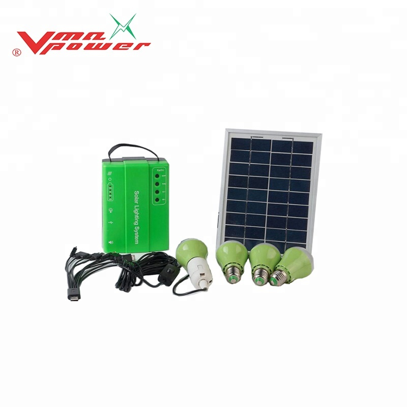 MUL-732 home use portable off grid solar power generator <strong>energy</strong> kits system