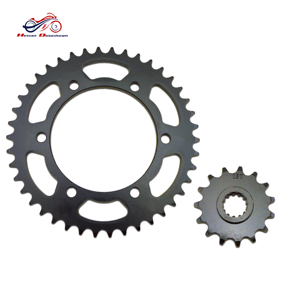 Made in China Motorcycle spare parts Roller Chain Drive Sprocket