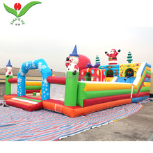 Good design kids fun city jumping bounce castles inflatable christmas