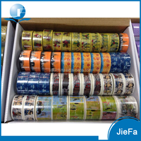 Cheap Colorful Masking Tape Custom Printed Duct Tape