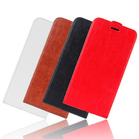 For IPhone 8 Crazy Horse Wallet