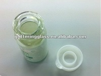 Clear Moulded Glass vials for Antibiotics, type iii 10ml