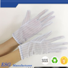 high quality safety antistatic gloves Used for factory