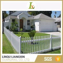 Dependable Supplier OEM Plastic Small Garden Fence
