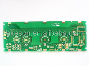high frequency pcb multilayer pcb with immersion gold professional FR4 pcb manufacturer