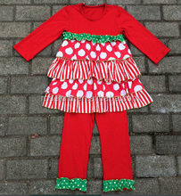 Hot sale 2016 cotton frock suit design dress fashion wholesale baby clothes cutting remake baby girls frocks designs outfits