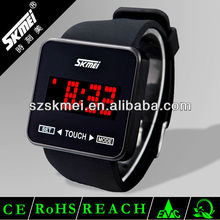 wholesales cheap watches led touch screen watches for kids