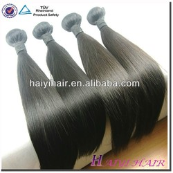 2016 Hot Selling Best Quality Natural Straight Raw Human Hair Brazilian Hair Alibaba Express