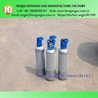 Industrial Aluminum gas cylinder