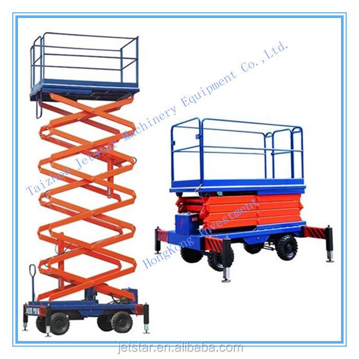 Mini Hydraulic Scissor Lift : Mini full electric hydraulic scissor lift buy