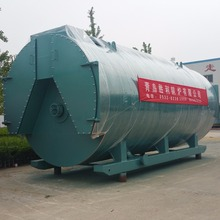 Favorable Factory Price gas oil fired tube steam boiler