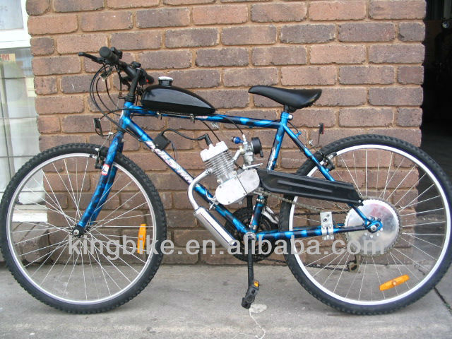 "26"" 50cc engine mountain moter bicycle"