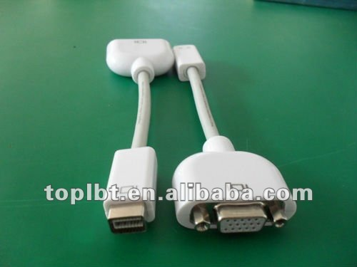 Brand New Mini DVI to VGA Connector Cable male to female