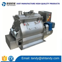 High efficient paddle mixing machine for chocolate