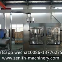 Perfect Automatic Mineral Water Bottling Line