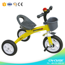 2015 Google selling best new model cheap price plastic 3 wheel baby tricycle