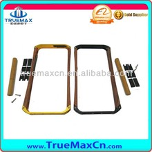 Wholesale Screw metal bumper case for iPhone 5