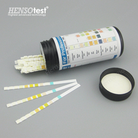 URS 10T Urinalysis Reagent Test Paper
