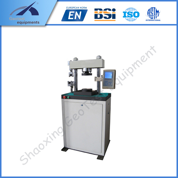 CFTM-300A Electro-Hydraulic Automatic Compression & Flexure Testing Machine / constant-load, computer-control