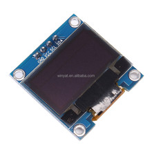 "0.96 inch 0.96"" IIC Serial White OLED Display Module 128X64 I2C SSD1306 12864 LCD Screen Board GND VCC SCL SDA"