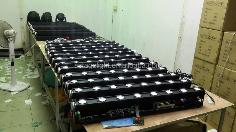 10W RGBW 4in1 LED beam moving head light/sweeper beam bar led moving head