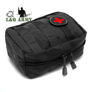 Molle Medical Bag First Aid Utility Emergency Pouch