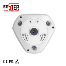 ENSTER 360 Degree Panoramic View Wifi IP CCTV VR Cameras Wireless
