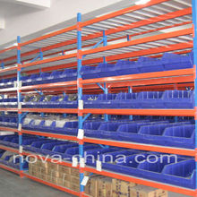 Multipurpose Longspan shelving with 10 years warranty time