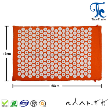 new arrival wholesale back pain treatment hot sell acupressure mat