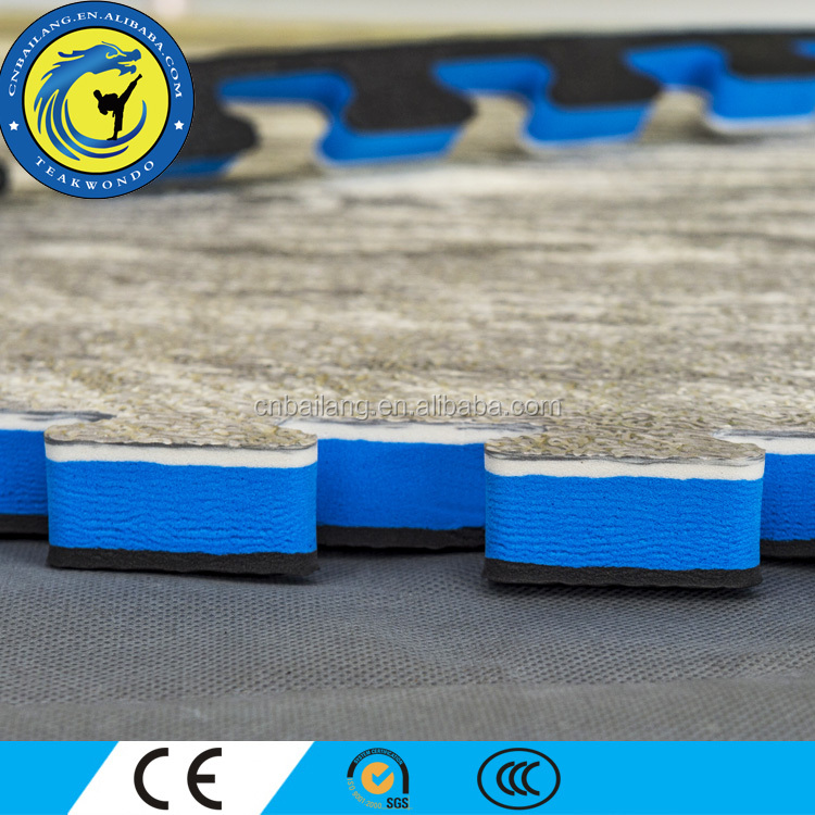 Top Selling Double Side Eva Foam Karate Tatami Mat