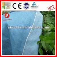wholesale various wicking light blue denim fabric for supplier