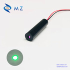 D8 532nm 1mw Green Dot laser Industrial grade APC driven green dot laser module