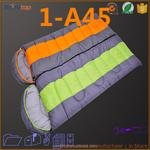 Hot Sale Outdoor Product Satin Liner Cotton Camping Animal Shaped Sleeping Bag