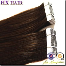 Most Popular New Arrvial Double Sided Tape Synthetic Hair Extension