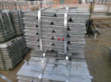SGS approved SHG Pure zinc Ingot 99.995%