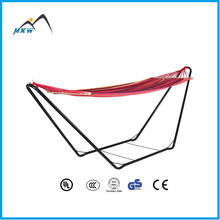 2016 Strong cheap folding baby hammock with stand