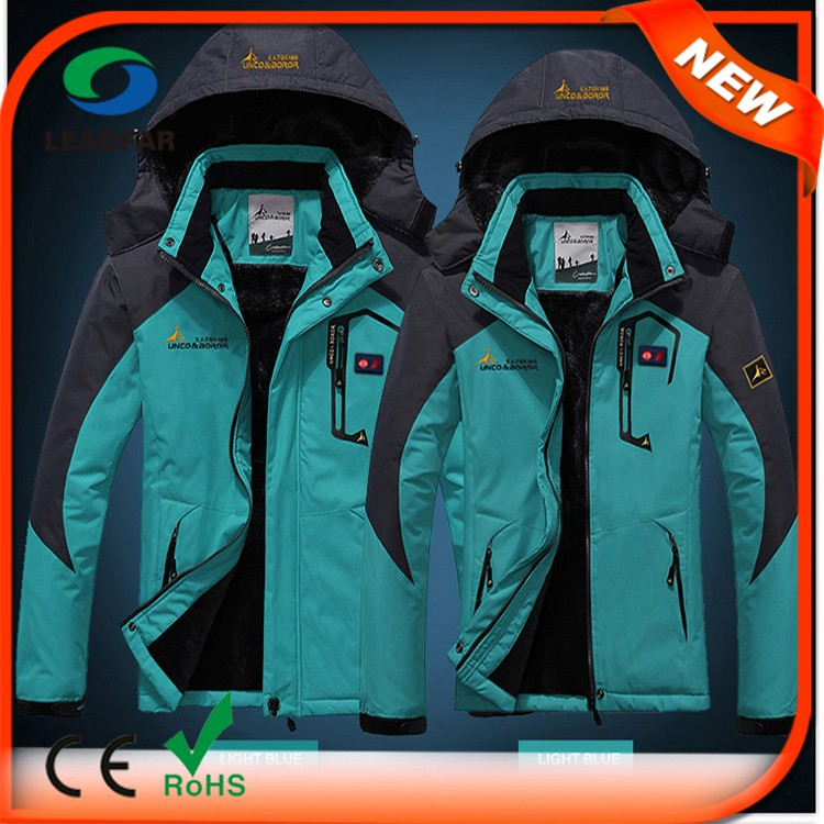 Good Quality Men's Smart Coat Women's Sports Heated Jackets