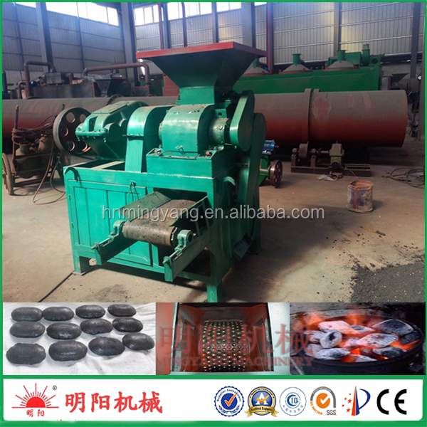 Best price high pressure coal dust briquette extrudering machine for sale