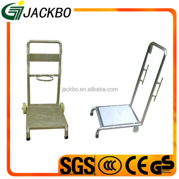 hight quality swimming pool accessories of stainless steel trolley