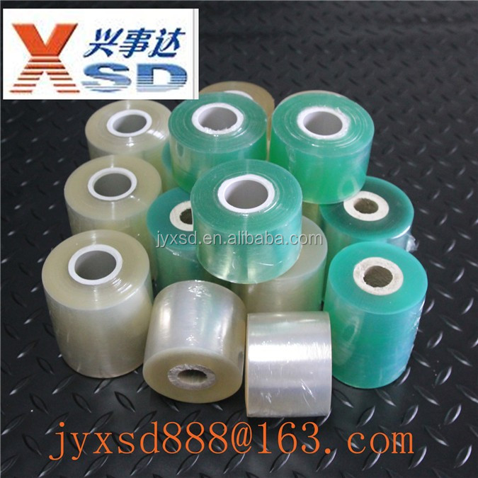 soft pvc plastic stretch film for packing wire and cable