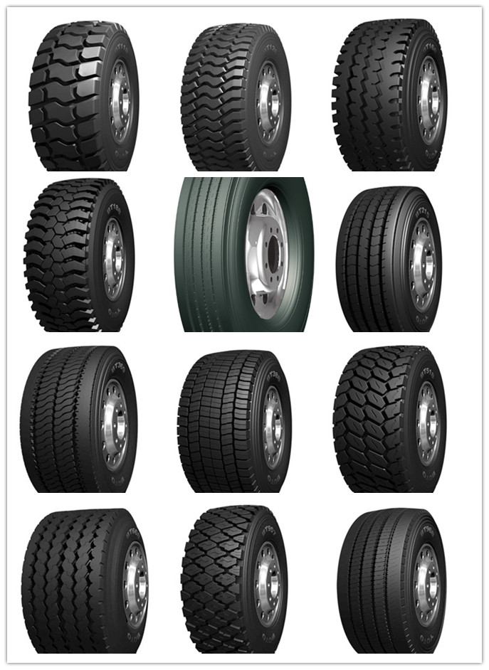 boto truck and bus tire 11R22.5 295/75R22.5 315/80r22.5