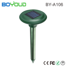 2017 Newest Trending Products Frequency Conversion Solar Snake Repeller